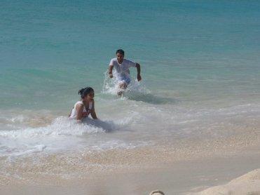 Maho beach 1