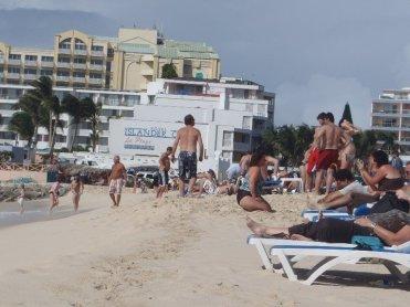 Maho beach 2